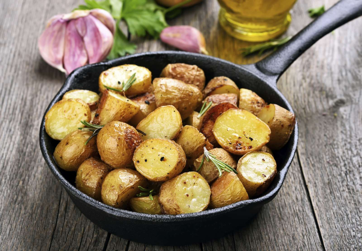 сорта картофеля для жарки